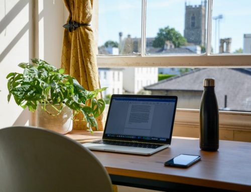 My Top Tips for Working from Home in Lockdown 3.0