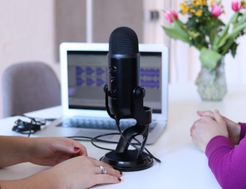 Why should businesses consider starting a podcast?